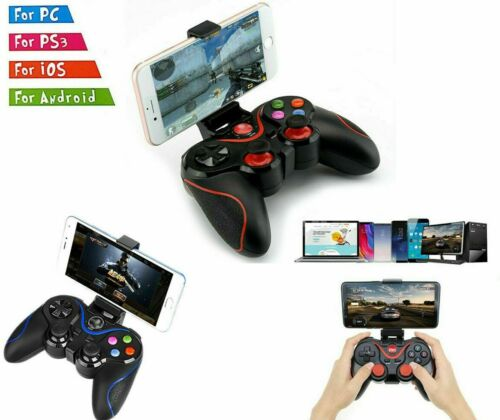 CONTROLLER JOYSTICK WIRELESS ANDROID IOS GAMEPAD BLUETOOTH