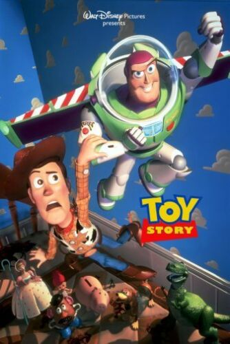 Toy Story 1 Movie Poster 24