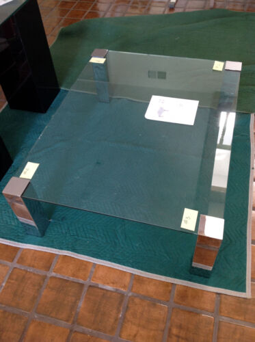 1970s Cidue coffee table by Willy Rizzo