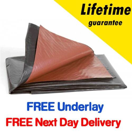 Pond Liner with Lifetime Guarantee and FREE Underlay. Next Day Delivery
