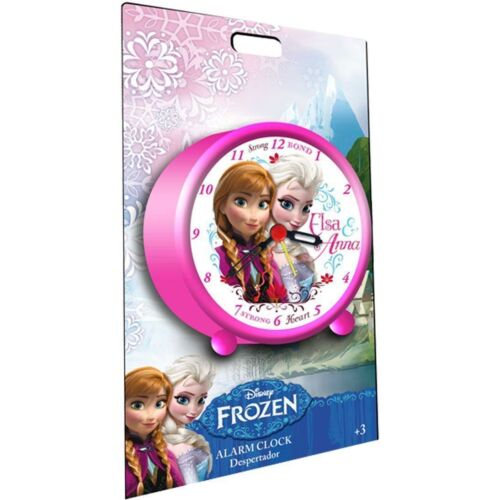 Kids Alarm Clock Official Disney Frozen Watch Girls Boys Birthday Gift