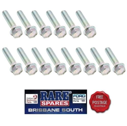 ARP Intake Manifold Bolt Kit 12PT Stainless suit Holden 253-308 405-2101