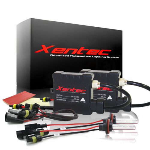 Xentec HID Kit Xenon Light Headlight Fog H11 9006 H4 H7 H1 9005 9004 9007 880 H3 <br/> Also fit H8 H9 H10 H13 9145 2504 5202 9012 D2S 899 881