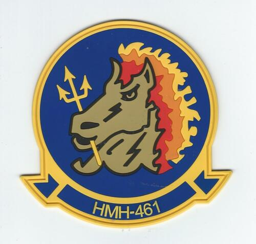 Hmh-461 (their Latest) Pvc Patch