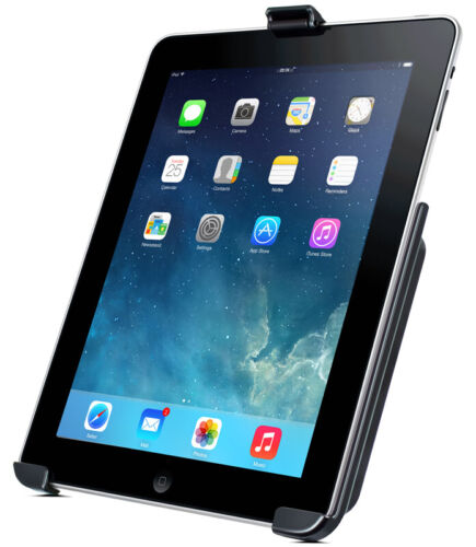 RAM-HOL-AP15U :: RAM EZ-ROLL'R Cradle for the Apple iPad 2-4 Without Case