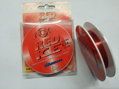 CAMOR NOX RED ICE MONOFILO - 150mt