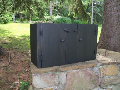 Primitive Handcrafted Wall Cupboard (Millcreek)