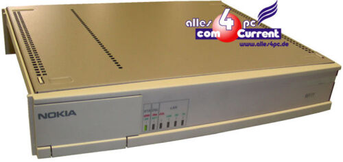 a-Dsl ADSL Over Isdn Modem Router NOKIA M111 Top Condition