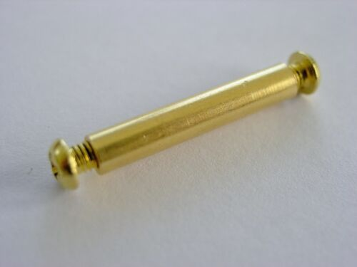 "CHAMBERS VINTAGE STOVE DOOR HANDLE PIN SET  (""Barrelnut pins"") NEW AND IMPROVED!"