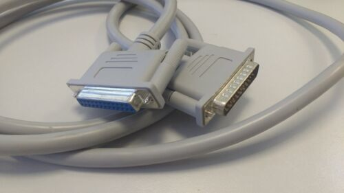 2M 25 Pin Serial extension cable