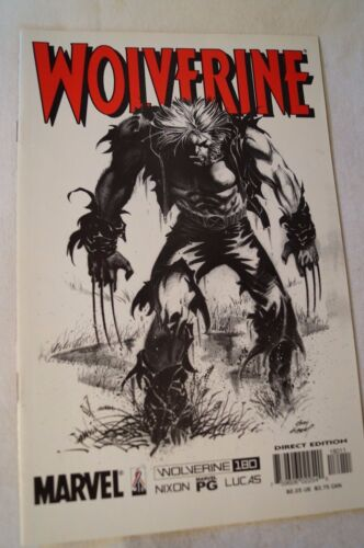 CLASSIC MARVEL COMIC BOOK - Wolverine - Everything's Zen.
