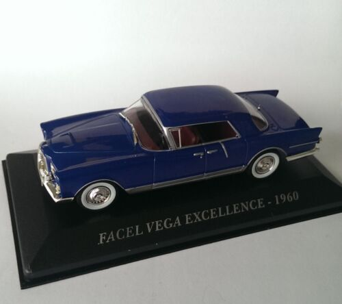 Voiture 1/43 Facel Vega Excellence 1960  Diecast Car - CCC001