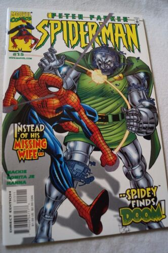 CLASSIC MARVEL COMIC BOOK - Spiderman - Bring Me The Head of Spiderman