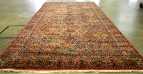 Karastan Palace Size Area Rug 717 Multi Panel Kirman 10' x 18' - Must See!