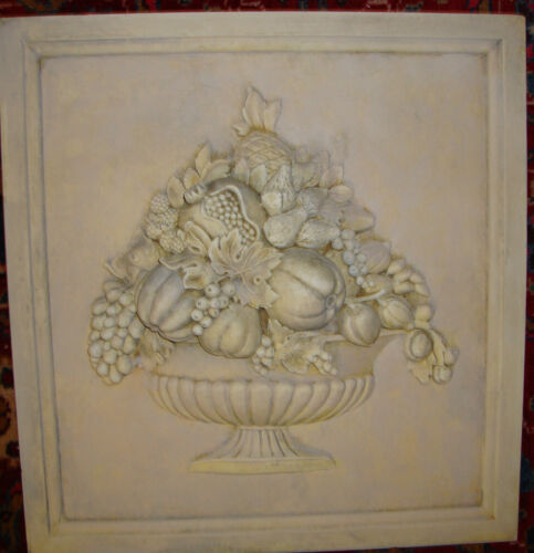 Decorative Kitchen Backsplash cast lime stone tile art ceramic tiles wall plaque