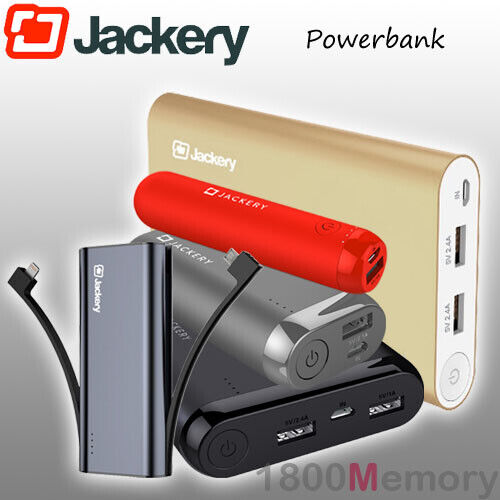 Jackery Power Bank Portable Battery Pack Trend 65 100 260 Force 260 420 PD USB-C