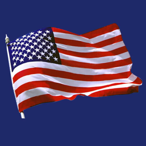 Polyester American Flag Usa Us Star Stripe Large Banner 3x5 Ft United States