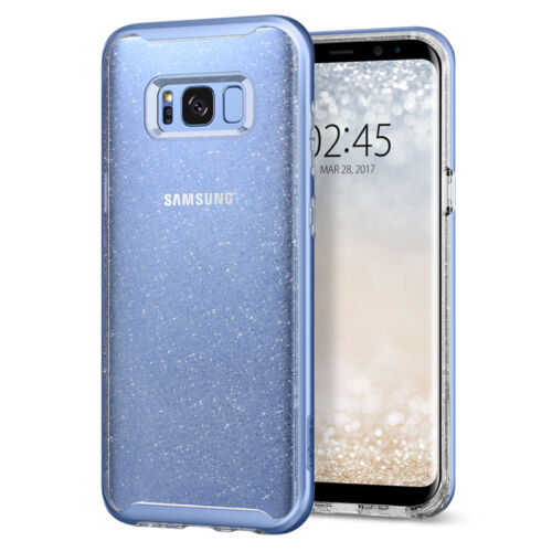 Spigen® Galaxy S8 / S8 Plus [Neo Hybrid Crystal Glitter] Shockproof Case Cover