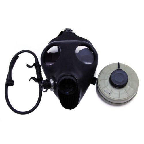 Israeli Youth Kids Civilian Gas Mask & Standard 40mm NBC FilterGas Masks - 158440