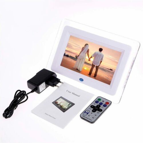 Cornice digitale Digital Photo frame LCD TELECOMANDO AVI MP3 USB SD 7