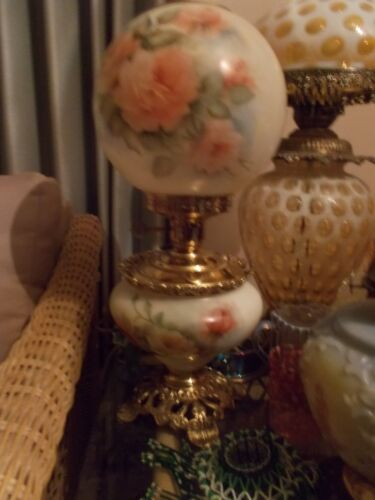 Roses Gone with the Wind/ GWTW Lamp