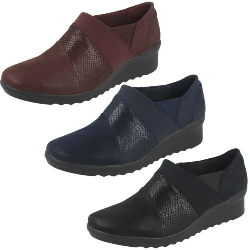 Ladies Clarks CloudSteppers Caddell Denali Casual Shoes