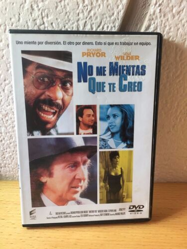 No me mientas que te creo [1991 - Gene Wilder - Richard Pryor] DVD