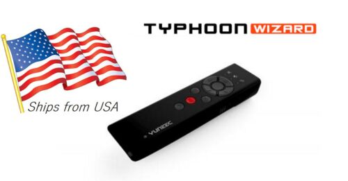 Yuneec Wizard Wand for Typhoon Quadcopter, q500, q5004k, Typhoon H, blade chroma