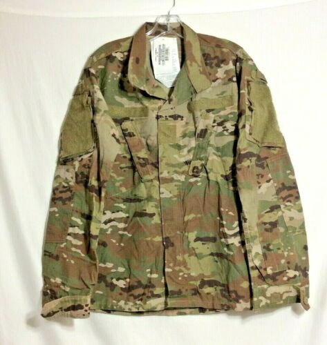 SCORPION OCP FLAME RESISTANT, ARMY COMBAT UNIFORM COAT, MEDIUM REGULAR, NWTUniforms - 104023
