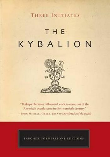 NEW The Kybalion By Three Initiates Paperback Free Shipping