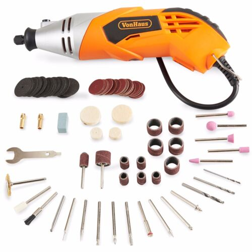 VonHaus 170W Multi-purpose Multitool, Variable Speed & 120pc Accessories <br/> Compatible With Dremel & Apollo Accessories