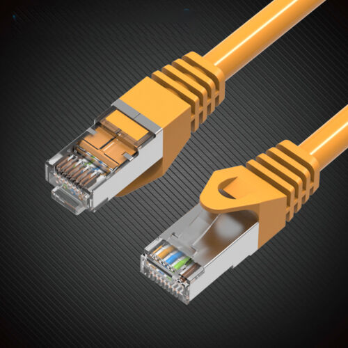 Ethernet CAT6 Network Cable Patch Lead RJ45 for  TV/PS4/Xbox/PC Wholesale