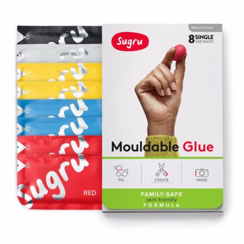 Sugru Family Safe - All colours direct from the manufacturer!