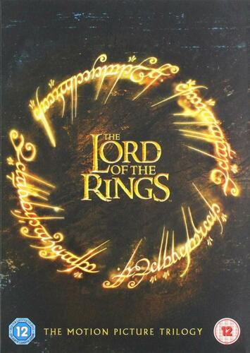 The Lord of the Rings Trilogy Theatrical Edition Blu-ray
