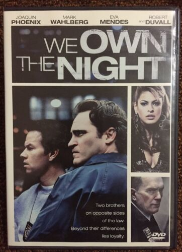 WE OWN THE NIGHT - DVD R 1