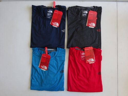 North Face Men's Long Sleeve Reaxion Amp Crew Tee NWT New Fall 2017 Line