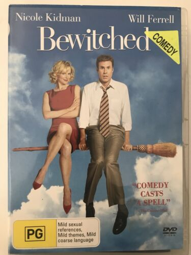 BEWITCHED - DVD R 4