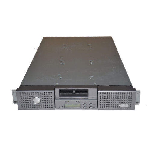 DELL PowerVault 124T Tape Autoloader With A LTO-4 SAS Tape Drive