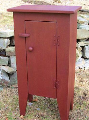 Primitive Handcrafted Cupboard (putney pantry)