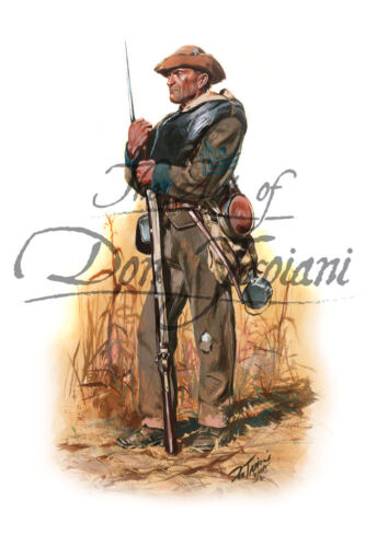 4th Texas Regiment 1st Sergeant, Hood's Division-don Troiani