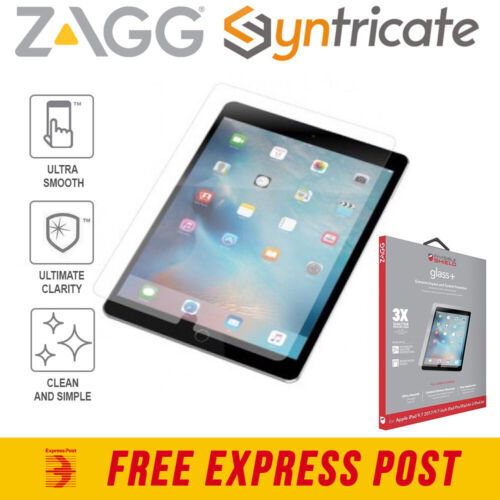 Zagg InvisibleShield Glass Screen protector for iPad 9.7/Air/iPad Air 2/Pro 9.7