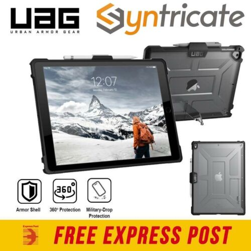 UAG ARMOUR PLASMA RUGGED TOUGH SHELL CASE FOR IPAD 9.7(6TH/5TH GEN) - ICE