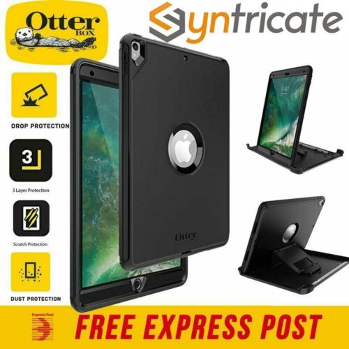 OTTERBOX DEFENDER RUGGED STRONG TOUGH CASE FOR APPLE iPAD PRO 10.5 INCH - BLACK