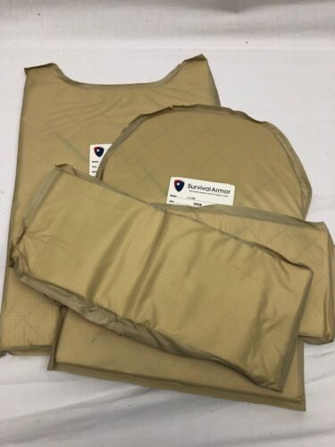 London Bridge Trading LBT 6094B IIIA Soft Armor Inserts Survival Armor