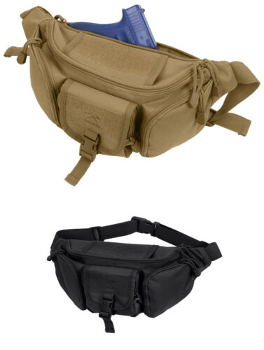 Concealed Carry Tactical Waist Pack Fanny Pack Rothco