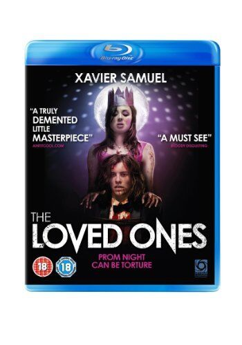 The Loved Ones [Blu-ray] [DVD][Region 2]