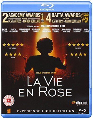La Vie En Rose [Blu-ray] [DVD][Region 2]