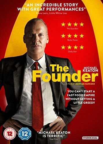 The Founder [DVD][Region 2]
