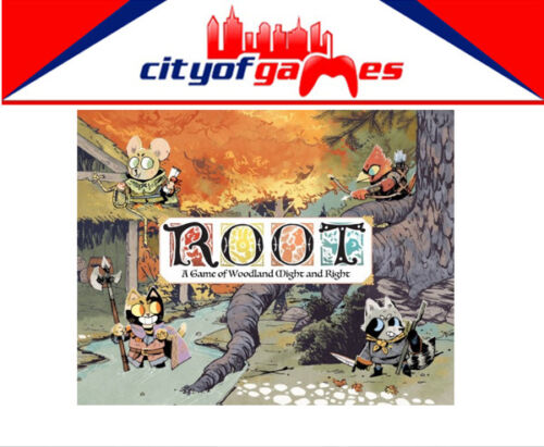 Root Board Game Brand New  In Stock Now Limited Stock Available