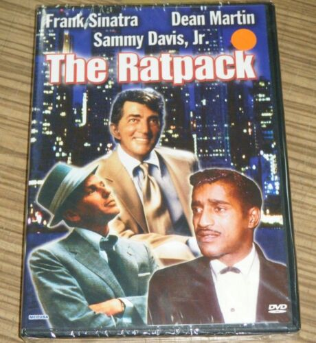 New Sealed DVD - The Ratpack
